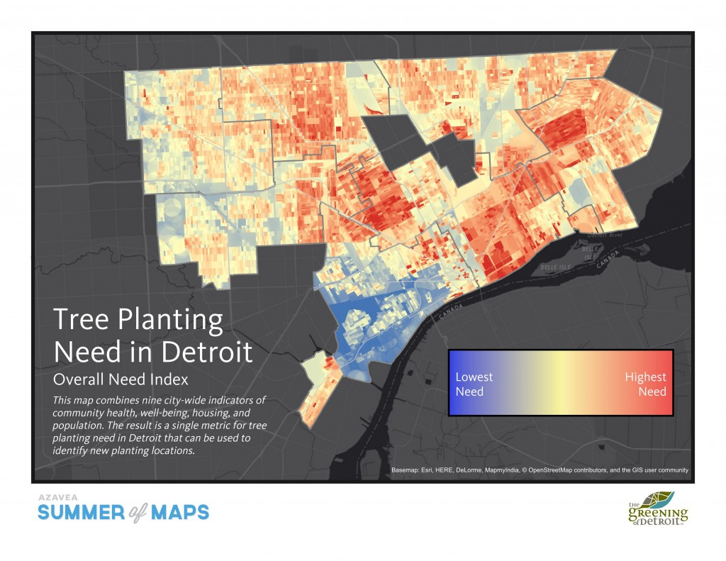 The Greening of Detroit image